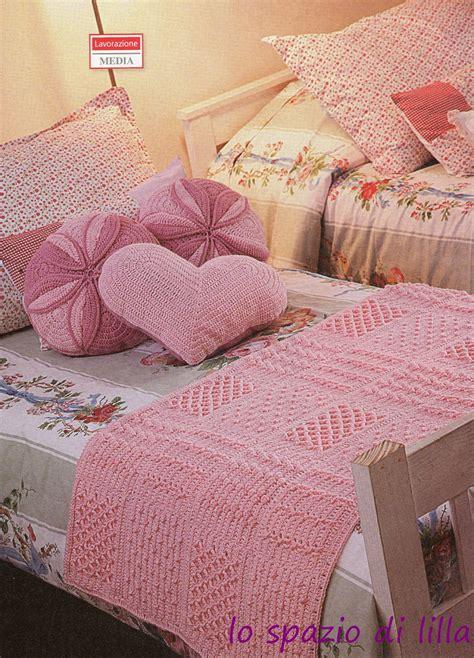 cuscini per neonati lo spazio di lilla per la cameretta romantica la