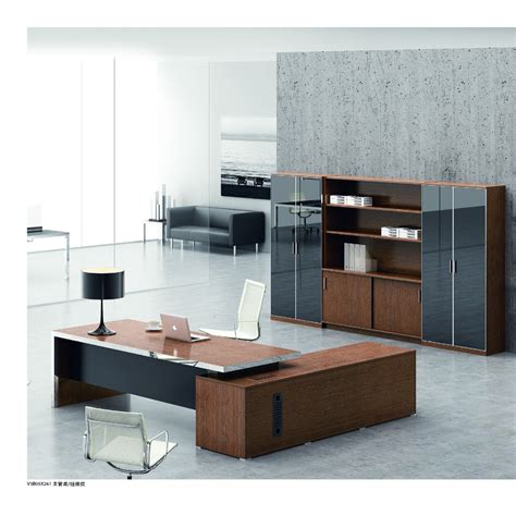 contemporary executive office desks high end luxury ceo office furniture modern practical