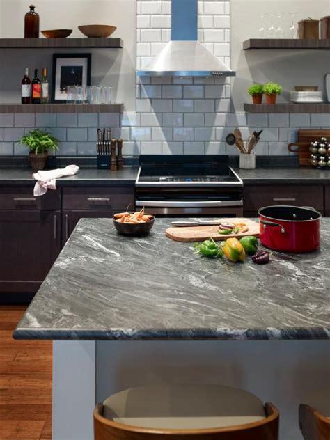 budget kitchen countertop ideas hgtv