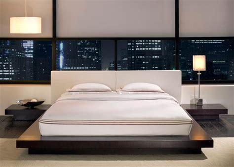 Modern Bedroom Furniture: The Aesthetics of Philosophy   Freshome.com
