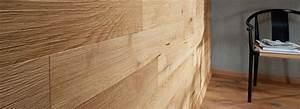 Wandverkleidung Aus Holz Mit HARO Markenbden