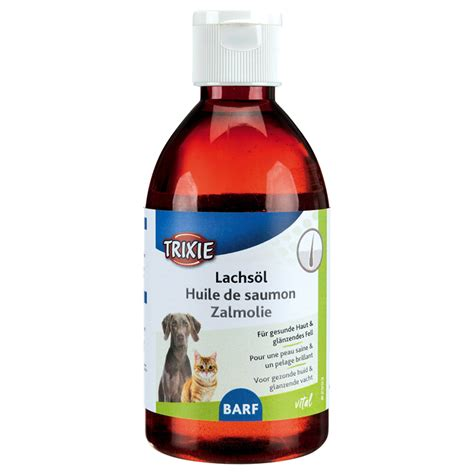 trixie lachsoel  ml fuer hunde