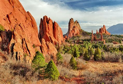Garden Of The Gods Images by 12 Top Tourist Attractions In Colorado Springs