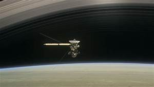 News   Cassini to Begin Final Five Orbits Around Saturn