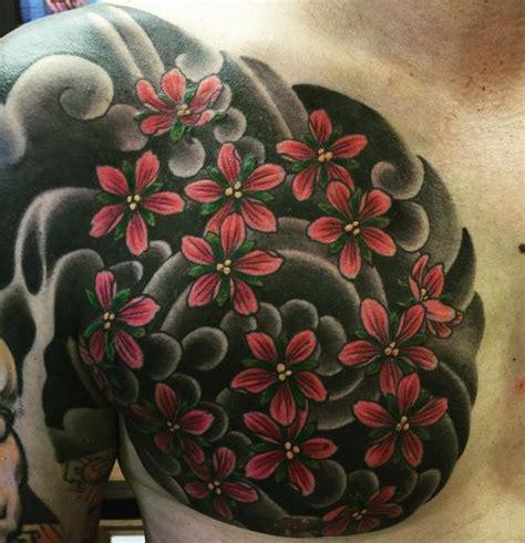 top  japanese cherry blossom tattoo designs