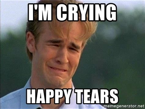 Tears Meme - 13 thoughts only yoga training graduates will understand