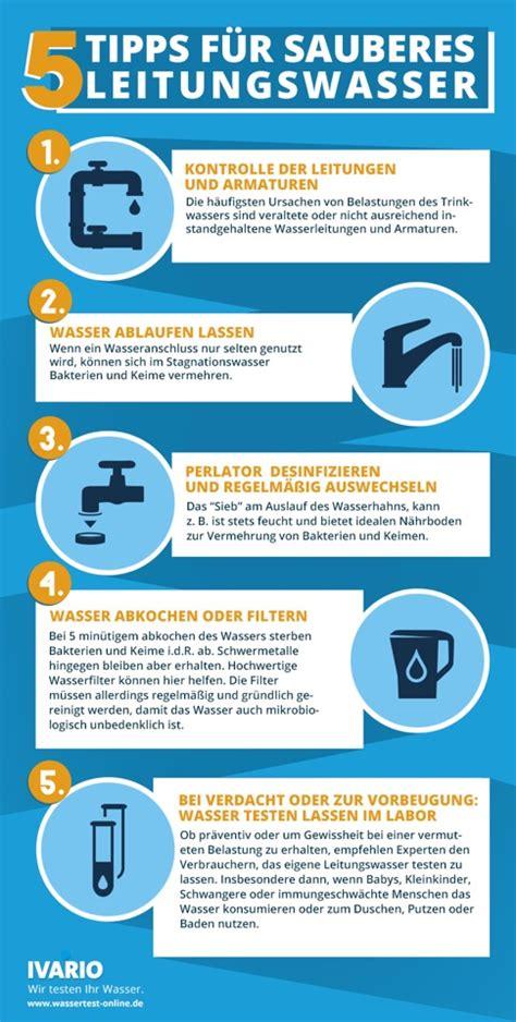 trinkwasser selber testen trinkwasser selber testen so kannst du dein leitungswasser testendein wasserfilter so kannst