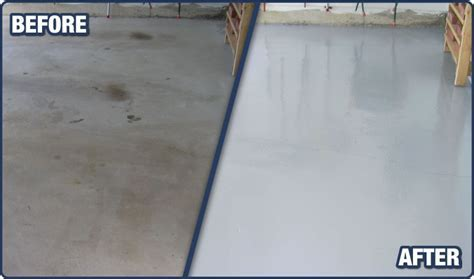 Garage Floor & Epoxy Coatings : Sealtech