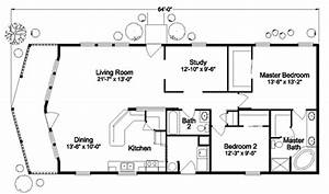 Tiny House Floor Plan With Two Bedrooms Complete With
