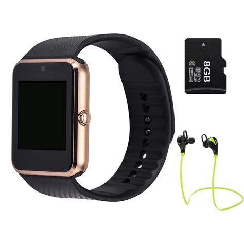 smartwatch iphone multilingual smart gt08 clock sync notifier