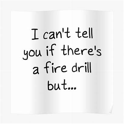 Drill Fire Poster Posters Redbubble There