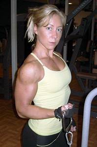 Body Building Muscle Girls