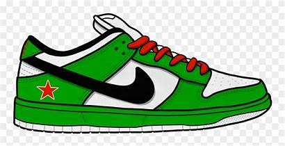 Nike Clipart Shoes Shoe Clip Royalty Banner