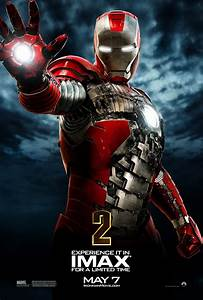 Iron Man 2 Silver Centurion Armor Movie Poster - Mifty is ...