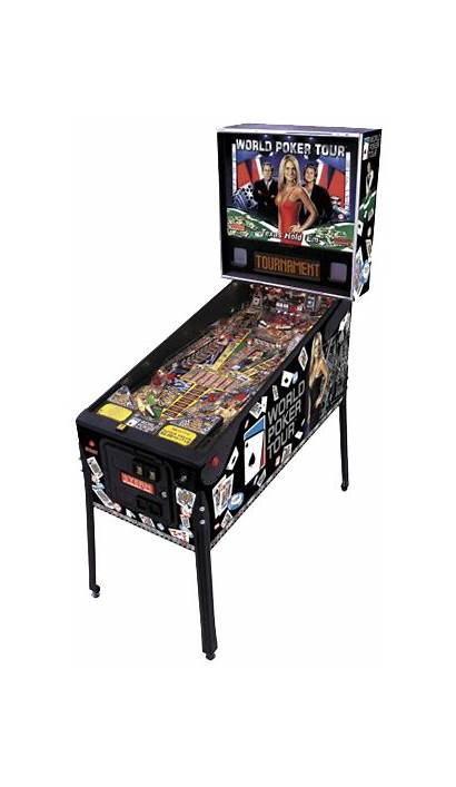 Pinball Poker Tour Stern Flipper Machine