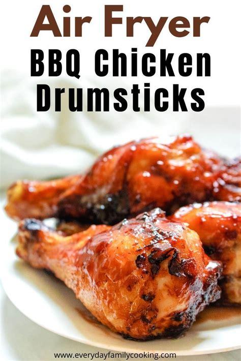 chicken air fryer bbq recipes fried crispy drumsticks recipe leg legs sauce easy everydayfamilycooking delicious magazine insuranceblog journal