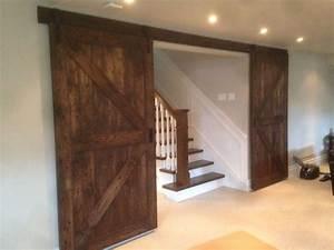 103 best 1925workbench custom doors and barn door hardware With bi parting interior barn doors