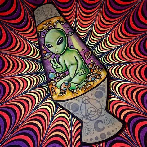 resultado de imagen de trippy alien drawings cool stuff