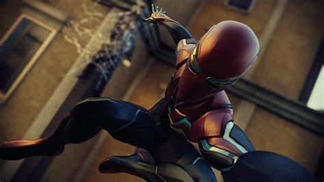 Spider-man (ps4) 4k 8k Hd Wallpaper #2