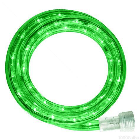 led 30 ft rope light green led 13mm gr 30kit