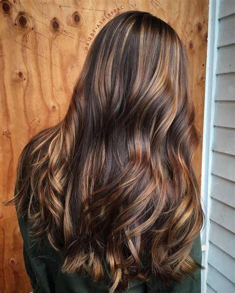 best 25 full head highlights ideas on pinterest brown