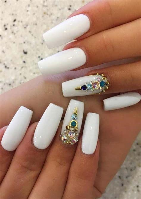 acrylic nails art designs  jewels   primemod