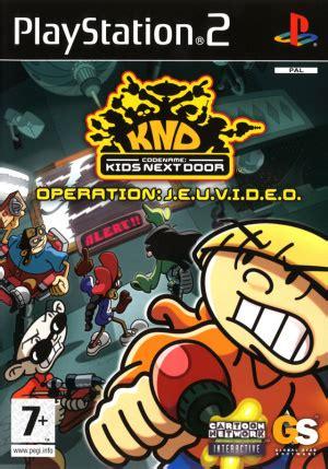 codename kids  door operation jeuvideo sur