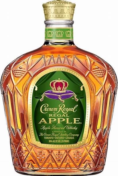 Clipart Crown Royal Vanilla Apple Bottle Svg