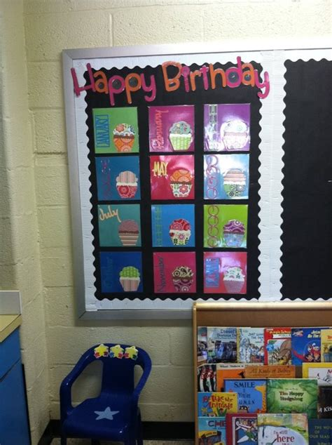 images  classroom birthday board ideas