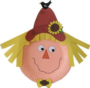 paper plate scarecrow 913 | mplatescarecrow