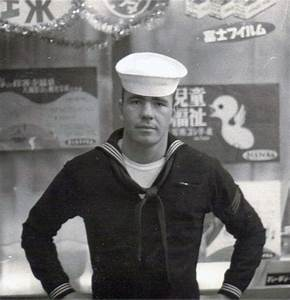 United States Marine Corps Reserve Actor Singer Songwriter Ac2 Hoyt Axton Us Navy 1957