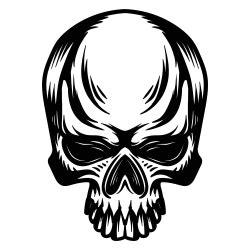 totenkopf tattoo motive und vorlagen zum