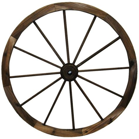 wagon wheel leigh country 30 in wagon wheel with hub tx 93951 the home depot