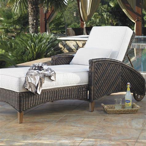Lanai Furniture by Island Estate Lanai Chaise Lounge