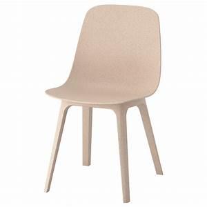 Chaises Scandinaves Ikea : odger chair white beige ikea ~ Teatrodelosmanantiales.com Idées de Décoration