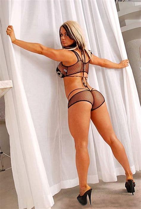 sexy hot wwe superstars diva kaitlyn tattoo blonde babe