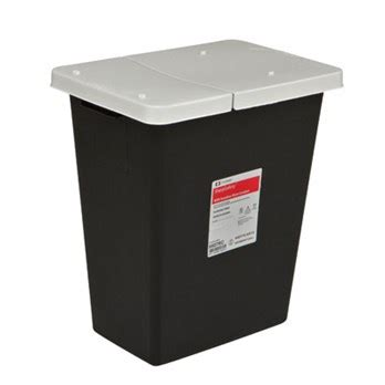 gallon covidien rcra container stericycle