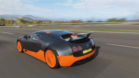 Formula 1 driver juan pablo montoya took the bugatti chiron to 249 miles per hour back to 0 in just 42 seconds. Forza Horizon 4 Türkçe BUGATTİ VEYRON SUPER SPORT TOP SPEED +400 KM/H! - YouTube