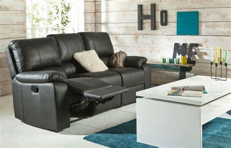 canap駸 cuir conforama canape noir conforama maison design wiblia com
