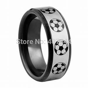 free shipping usa uk canada russia brazil supernova sale With football wedding ring