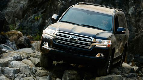 Toyota Land Cruiser 4k Wallpapers by Toyota Land Cruiser Wallpapers Wallpaper Cave