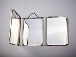 3 Teiliger Spiegel : klappbarer badspiegel perfect hausdesign wandspiegel dreiteilig klappbar hausliche spiegel ~ Bigdaddyawards.com Haus und Dekorationen