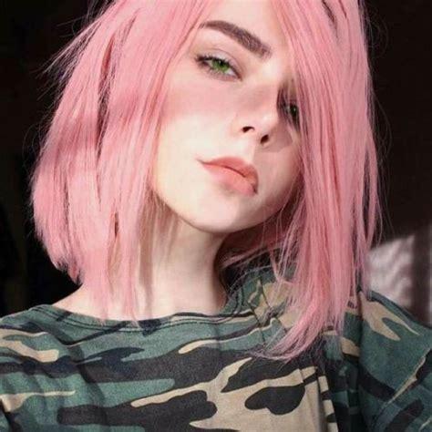 Pastel Hair On Tumblr