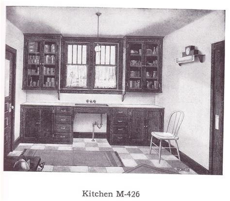 cabinet in kitchen 170 best early 1900s kitchens images on 1918