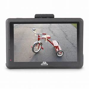 Peak U00ae 4 3 U0026quot  Backup Camera And Gps System