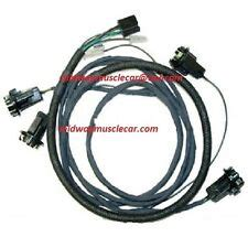 chevy impala tail light wiring harness ebay