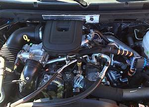 Leaked  2017 Gm Duramax Engine  L5p  Under The Hood Images