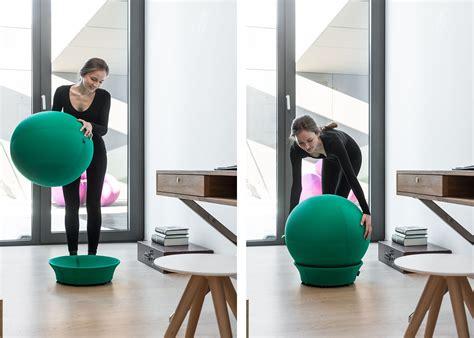 siege ballon siège en forme de ballon de idéal pour un bon maintien