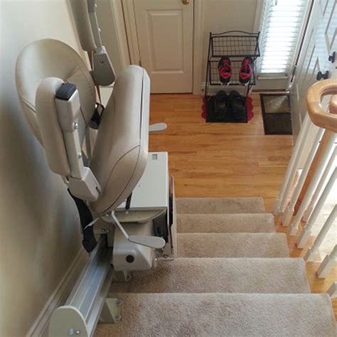 Commerical Straight Stairlifts  Bruno Elite Sre 2010