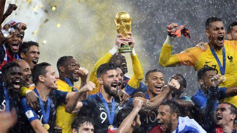 list  fifa world cup final winners france adds
